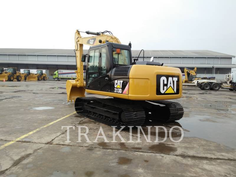 CATERPILLAR PELLES SUR CHAINES 313D equipment  photo 4