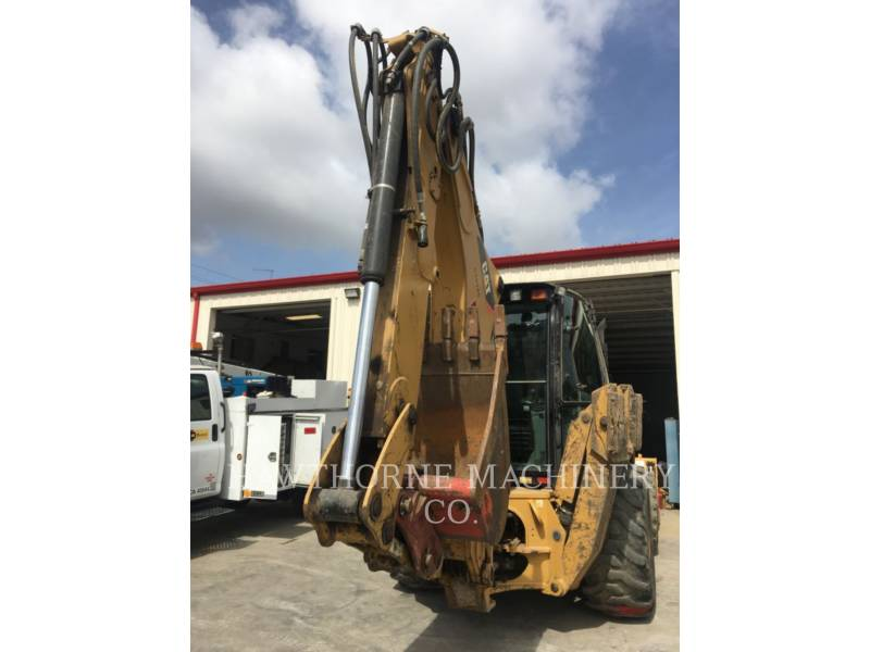CATERPILLAR RETROESCAVADEIRAS 450F CB equipment  photo 5