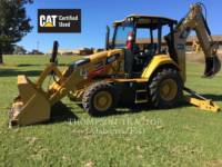 Equipment photo CATERPILLAR 420F2 BAGGERLADER 1