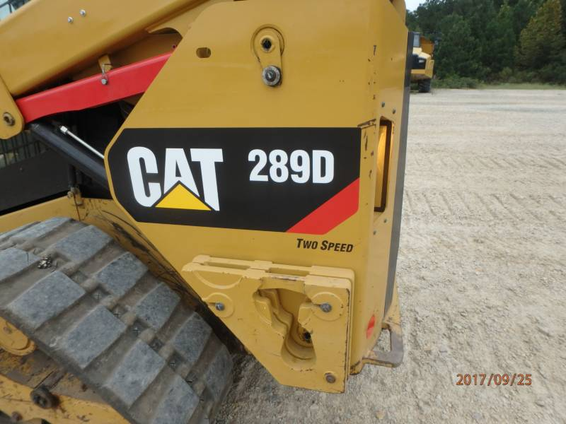 CATERPILLAR DELTALADER 289D equipment  photo 23