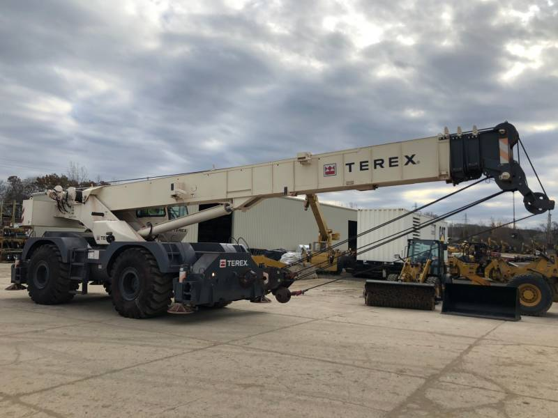 TEREX CORPORATION CRANES RT780 equipment  photo 7