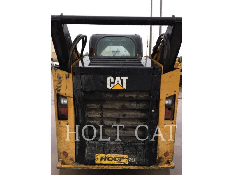 CATERPILLAR KOMPAKTLADER 262D CAB equipment  photo 4