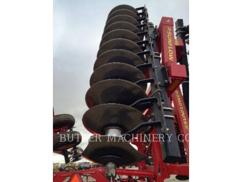 MISCELLANEOUS MFGRS AG TILLAGE EQUIPMENT SF1550-47 equipment  photo 1
