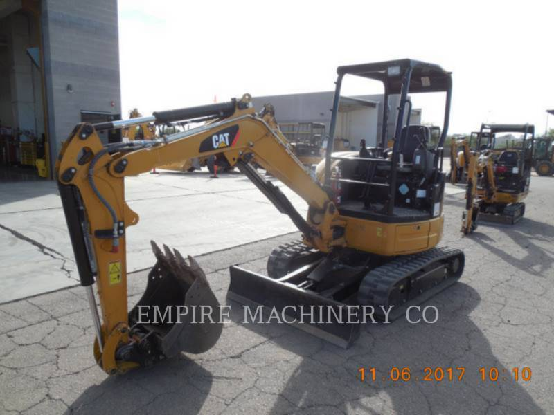 CATERPILLAR トラック油圧ショベル 303E OR equipment  photo 4