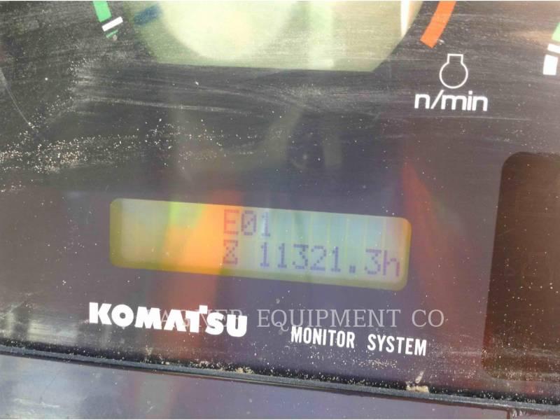 KOMATSU TRACK TYPE TRACTORS D65-WX equipment  photo 7
