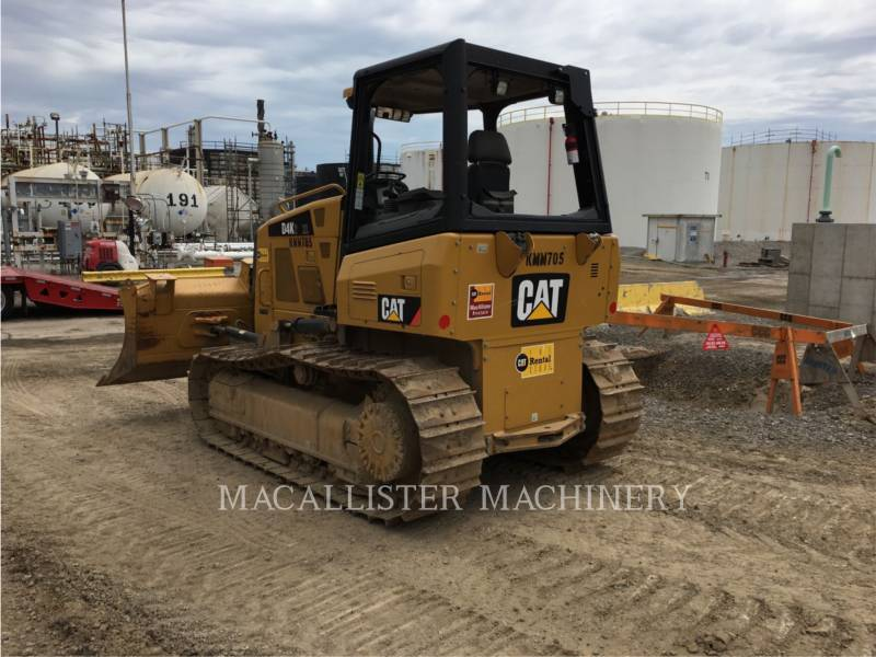 CATERPILLAR TRACTORES DE CADENAS D4K2XL equipment  photo 3