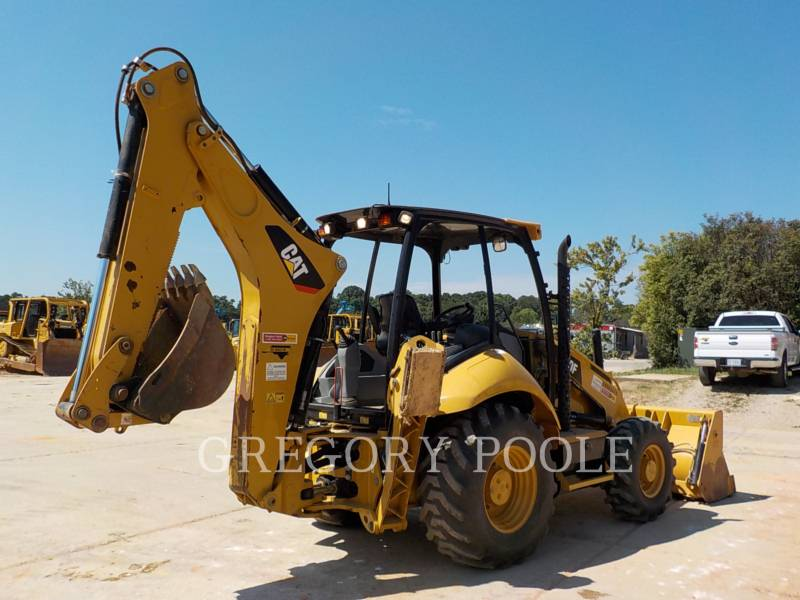 CATERPILLAR BACKHOE LOADERS 420F equipment  photo 9