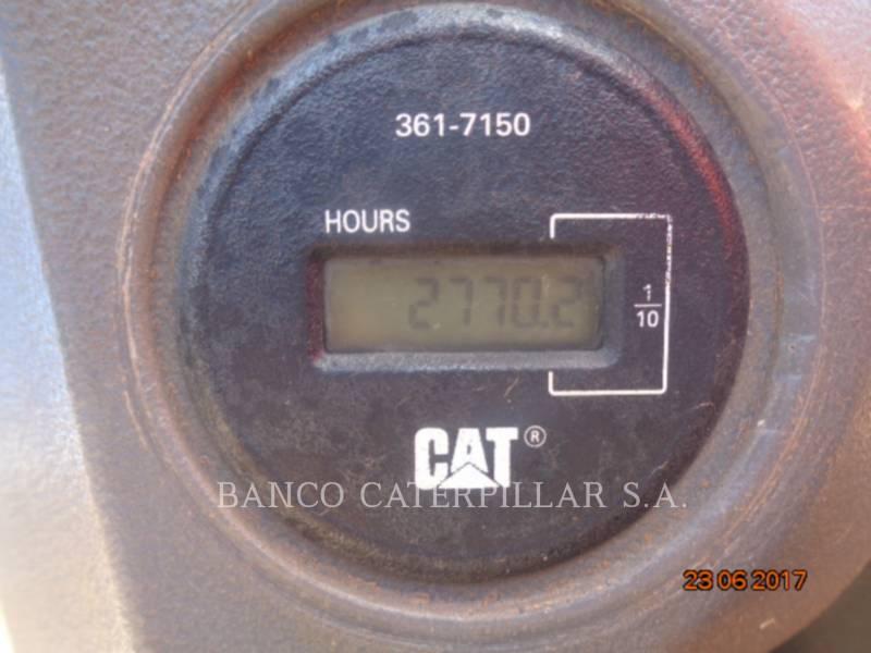 CATERPILLAR SOPORTE DE TAMBOR ÚNICO VIBRATORIO CP56 equipment  photo 6