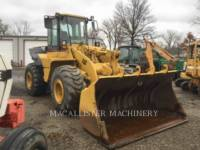 CATERPILLAR CARGADORES DE RUEDAS 950FII equipment  photo 16