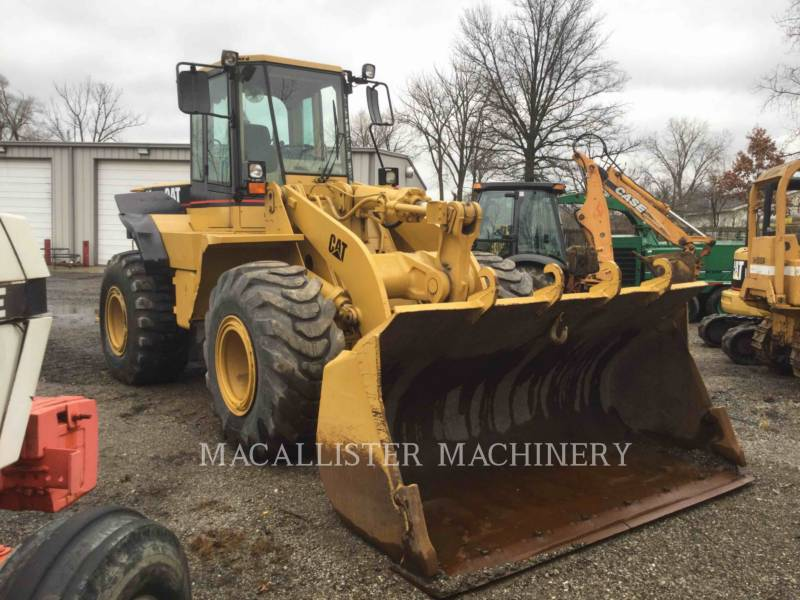 CATERPILLAR WHEEL LOADERS/INTEGRATED TOOLCARRIERS 950FII equipment  photo 16
