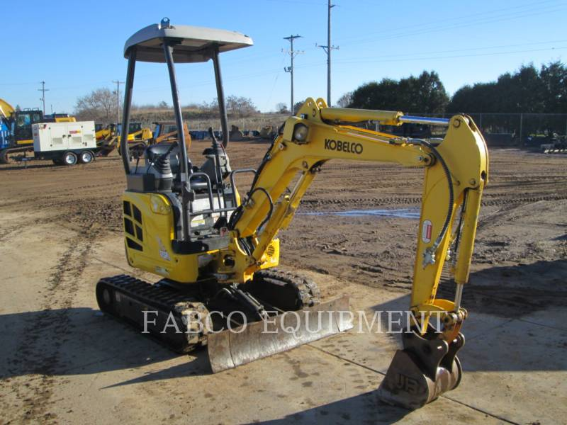KOBELCO / KOBE STEEL LTD ESCAVADEIRAS SK017 equipment  photo 2