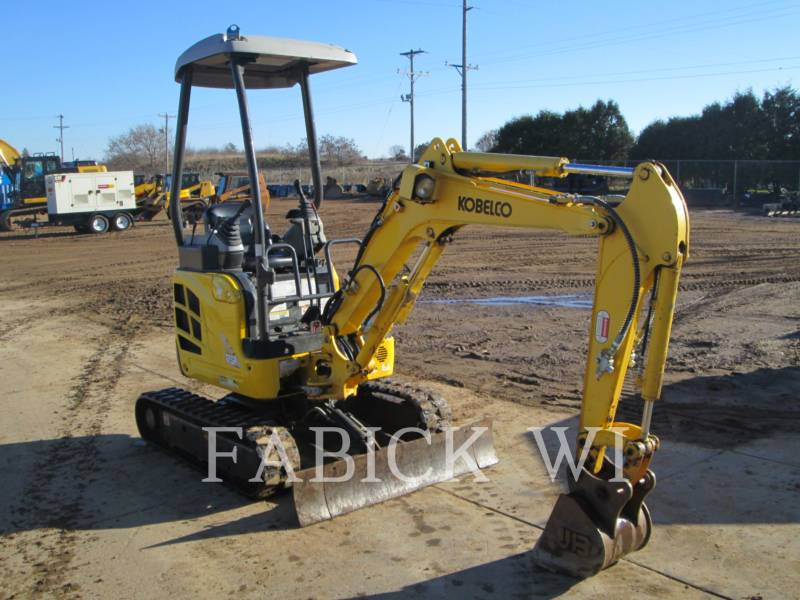 KOBELCO / KOBE STEEL LTD TRACK EXCAVATORS SK017 equipment  photo 2