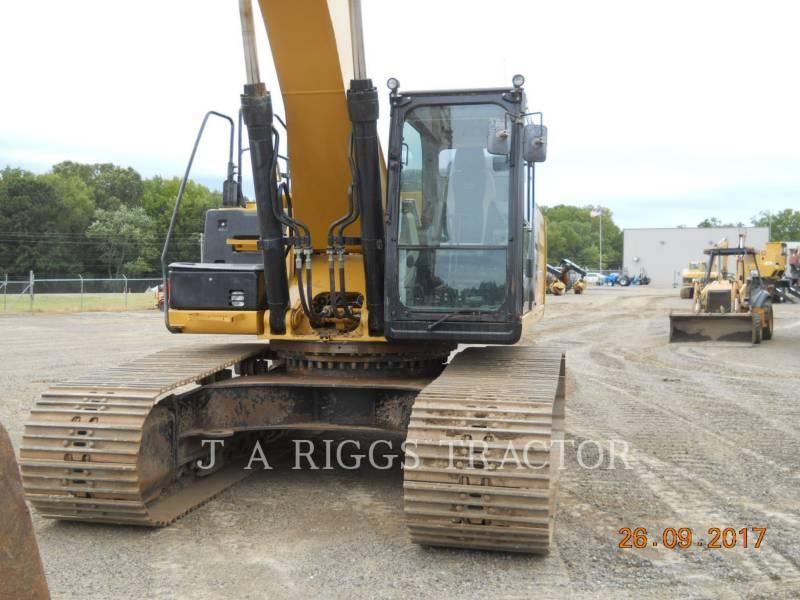 CATERPILLAR ESCAVATORI CINGOLATI 336EL equipment  photo 8