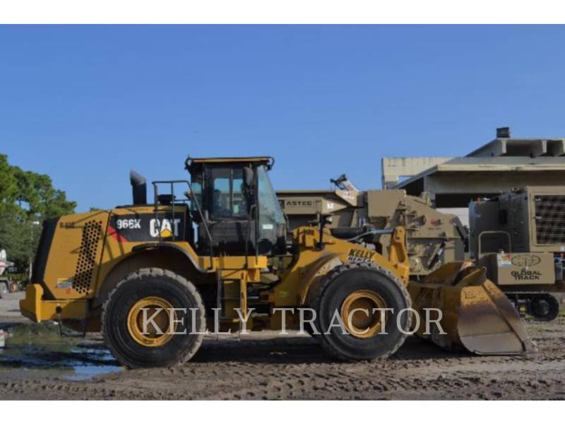 CATERPILLAR CARGADORES DE RUEDAS 966K equipment  photo 2