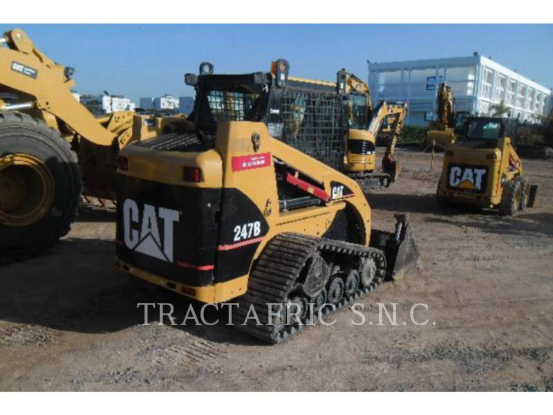 CATERPILLAR MULTI TERRAIN LOADERS 247B equipment  photo 9