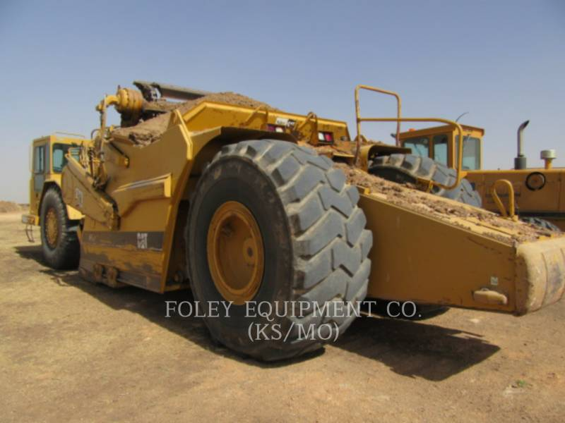 CATERPILLAR WHEEL TRACTOR SCRAPERS 633E equipment  photo 2