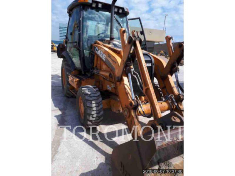 CASE/NEW HOLLAND BAGGERLADER 580SN equipment  photo 2
