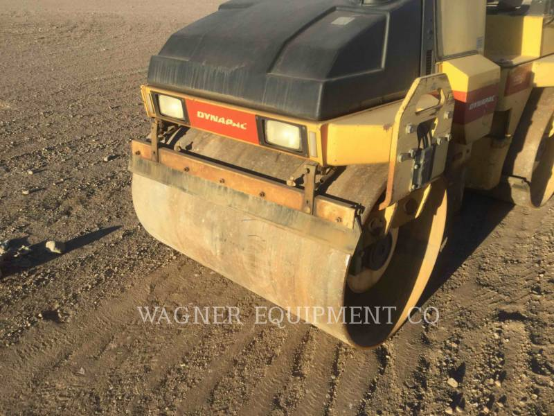 DYNAPAC COMPACTORS CC142 equipment  photo 5
