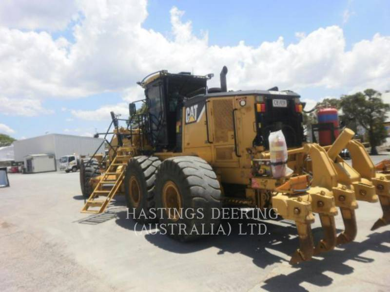 CATERPILLAR 鉱業用モータ・グレーダ 16M equipment  photo 3
