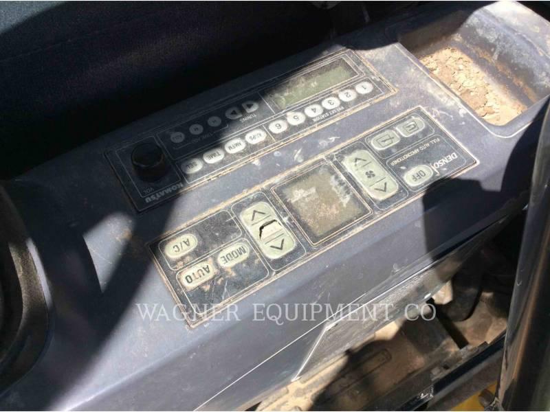 KOMATSU KETTEN-HYDRAULIKBAGGER PC400LC7L equipment  photo 8