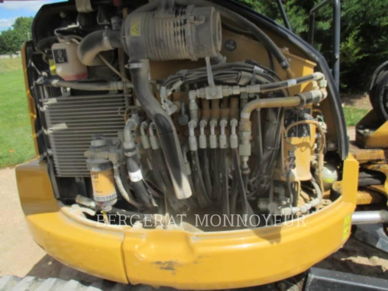 CATERPILLAR TRACK EXCAVATORS 303.5DCR equipment  photo 11
