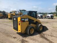 CATERPILLAR PALE COMPATTE SKID STEER 246 D equipment  photo 4