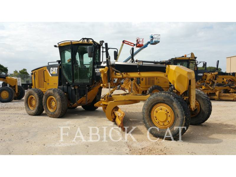 CATERPILLAR NIVELEUSES 120M AWD equipment  photo 1