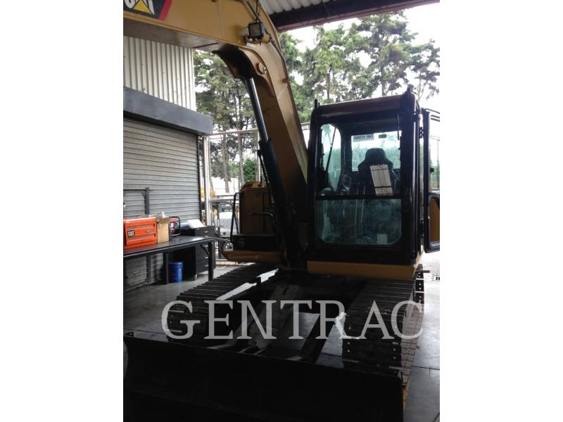 CATERPILLAR TRACK EXCAVATORS 307E equipment  photo 2