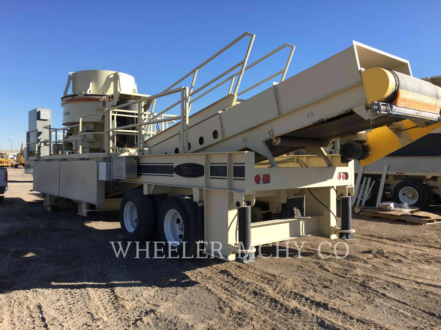 Detail photo of 2014 Metso B9100SE from Construction Equipment Guide