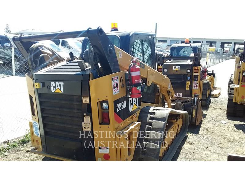 CATERPILLAR DELTALADER 289DLRC equipment  photo 3