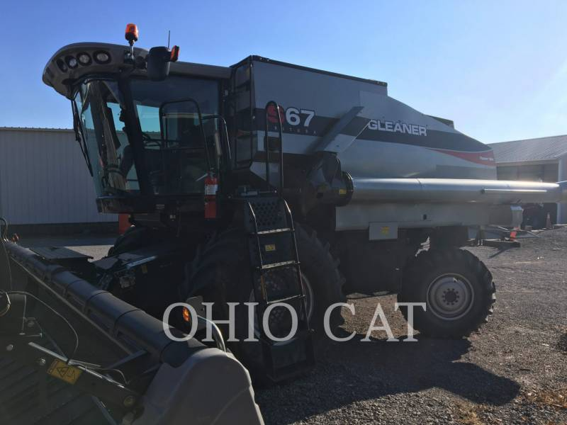 AGCO-GLEANER COMBINES S67 equipment  photo 3