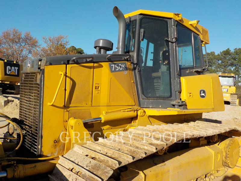 DEERE & CO. KETTENDOZER 750K LGP equipment  photo 2
