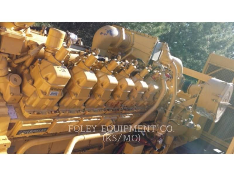 CATERPILLAR STATIONARY GENERATOR SETS G3516TAEP equipment  photo 2
