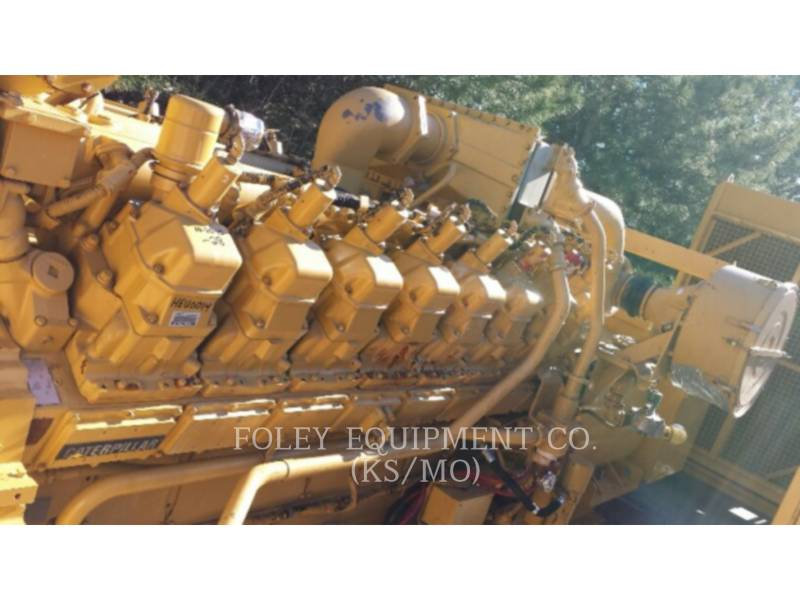 CATERPILLAR STATIONÄRE STROMAGGREGATE G3516TAEP equipment  photo 2