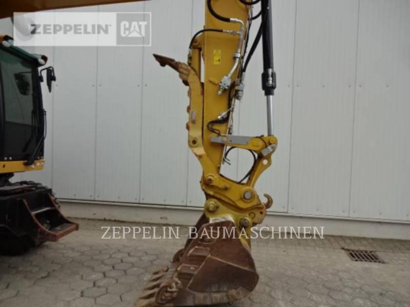 CATERPILLAR PELLES SUR PNEUS M314F equipment  photo 8