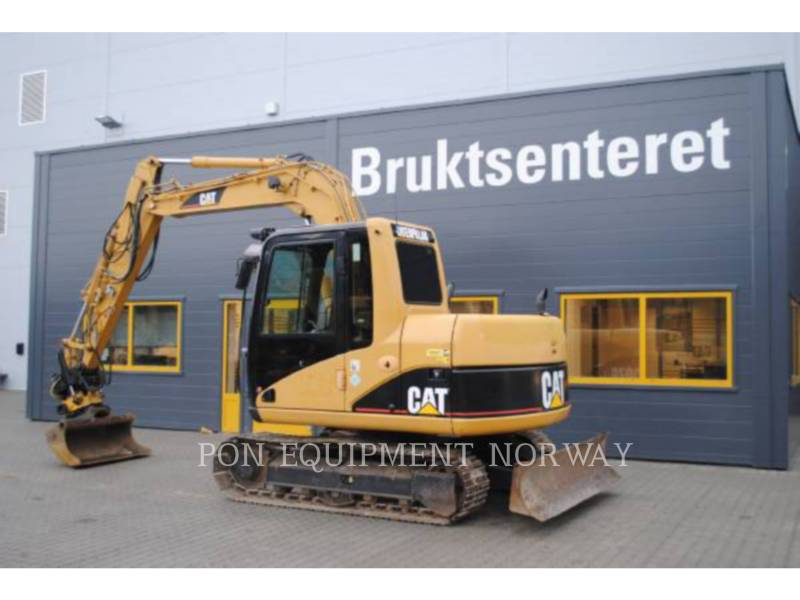 CATERPILLAR TRACK EXCAVATORS 307C equipment  photo 2
