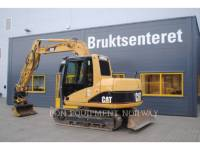 CATERPILLAR EXCAVADORAS DE CADENAS 307C equipment  photo 2