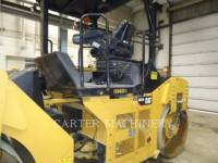 CATERPILLAR TANDEMVIBRATIONSWALZE, ASPHALT CB44B equipment  photo 7