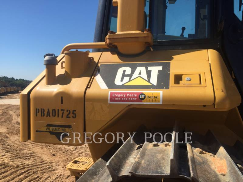 CATERPILLAR TRACK TYPE TRACTORS D6N equipment  photo 14