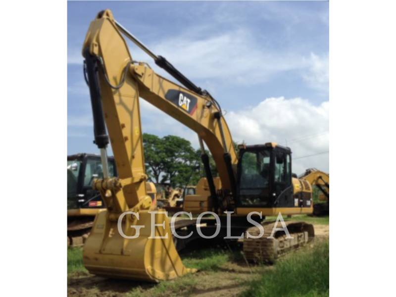 CATERPILLAR PELLE MINIERE EN BUTTE 324DL equipment  photo 2