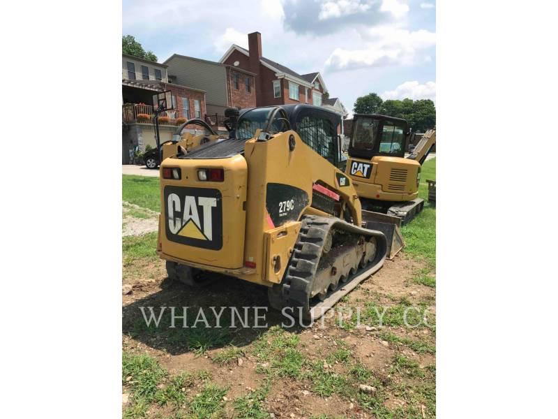 CATERPILLAR MULTI TERRAIN LOADERS 279C equipment  photo 4