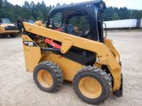 CATERPILLAR SCHRANKLADERS 232 D equipment  photo 2