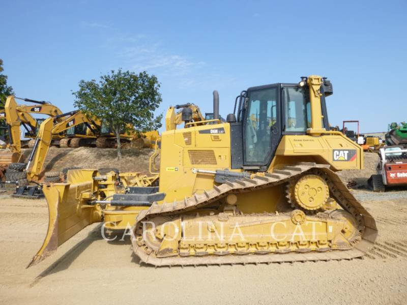CATERPILLAR CIĄGNIKI GĄSIENICOWE D6N-4F LGP equipment  photo 1