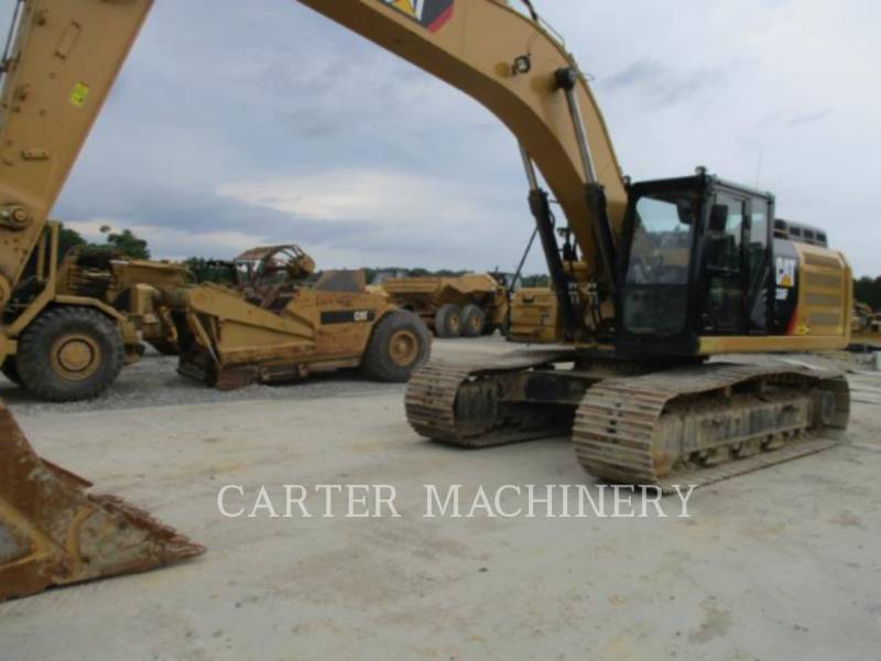 CATERPILLAR EXCAVADORAS DE CADENAS 336F 10 equipment  photo 2