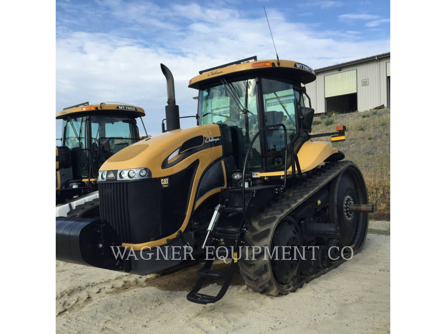 Detail photo of 2011 AGCO MT765C from Construction Equipment Guide