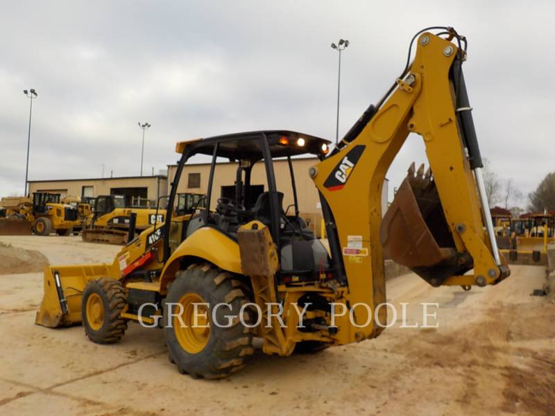 CATERPILLAR BACKHOE LOADERS 416F equipment  photo 7