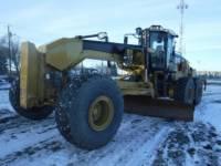 Equipment photo CATERPILLAR 16M モータグレーダ 1