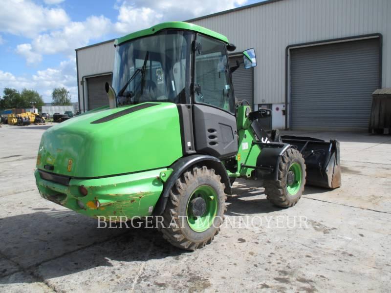 JCB CARGADORES DE RUEDAS 406 equipment  photo 7