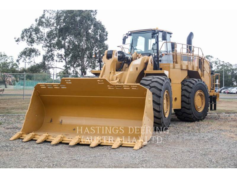 CATERPILLAR CARGADORES DE RUEDAS 988K equipment  photo 1