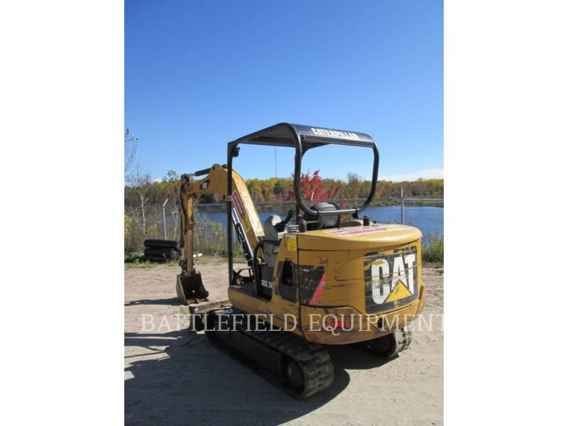 CATERPILLAR トラック油圧ショベル 302.5C equipment  photo 4